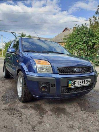 Ford Fusion 2007 Gaz