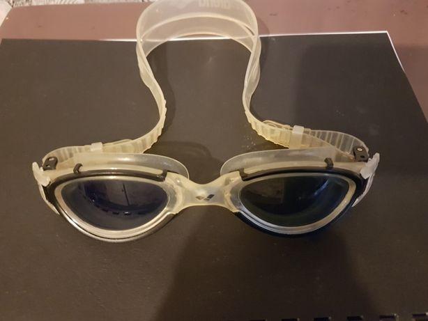 okulary pływackie arena