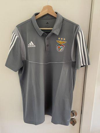 Polo Adidas Benfica (L) Novo