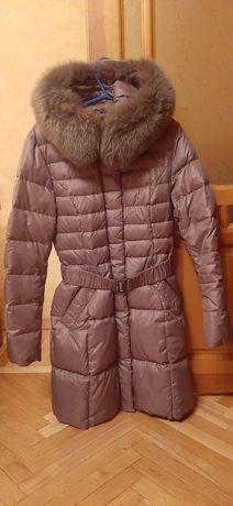 Куртка пуховик зимня
