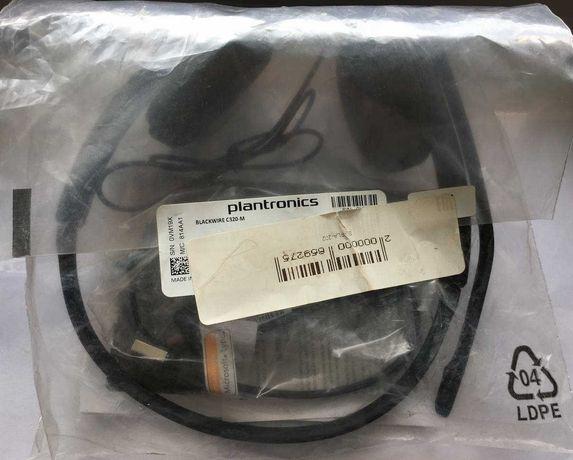 Nowe słuchawki z mikrofonem Plantronics Blackwire c320-m