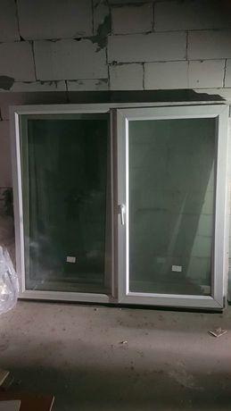 Продам три окна новые от застройщика