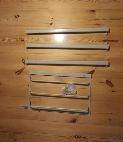 Ikea szafa Pax wyposazenie