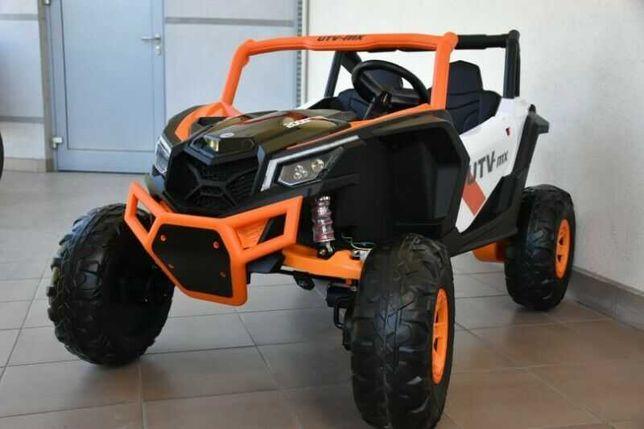 BUGGY XMX613 auto UTV na akumulator dla dzieci 4x60W 24V