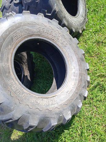 AKTUALNE Opony quad ATV 22x8-10 22x10-10 komplet