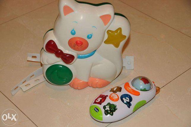 SUPER zestaw zabawek CHICCO okazja !