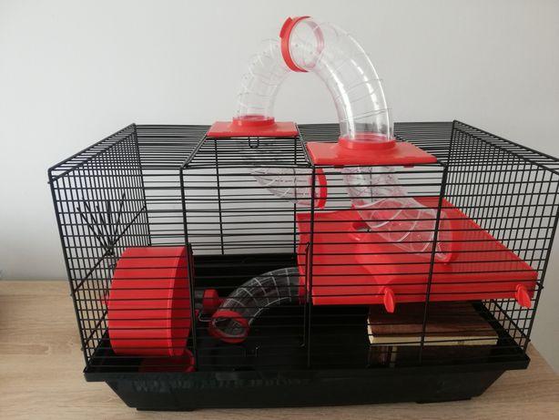 Gaiola de hamster e acessorios