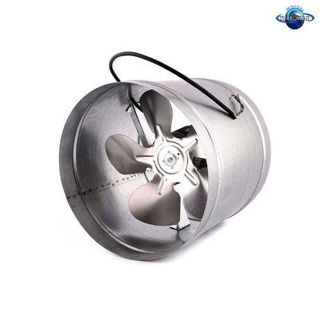 Осевой канальный вентилятор на вытяжку или приток WB 315