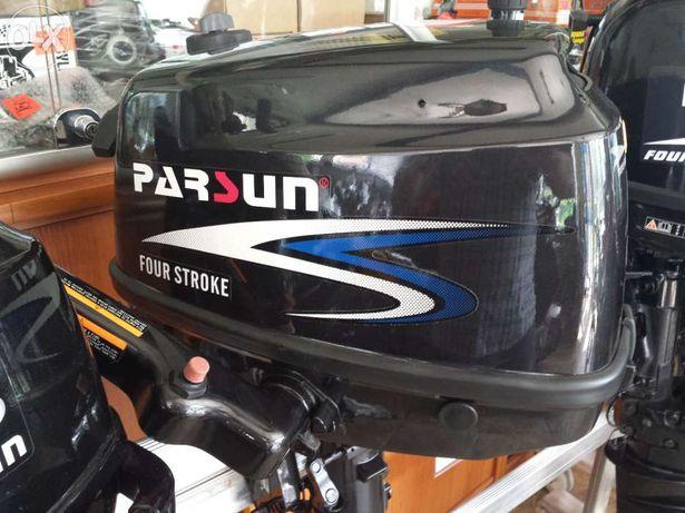 NOWY! Silnik Zaburtowy Parsun F5 BML 5 KM - długa kolumna RATY! RATY!