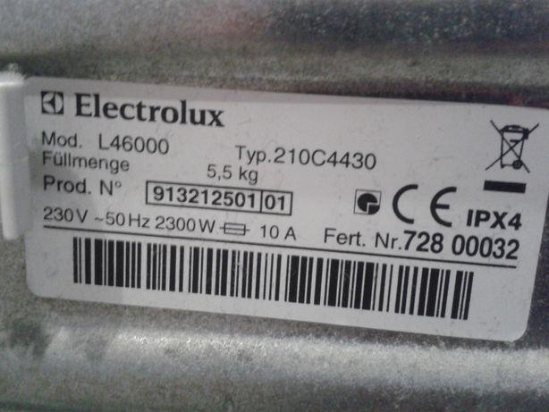 Pralka aeg- electrolux lavamat 46000 typ 210c4430 na części