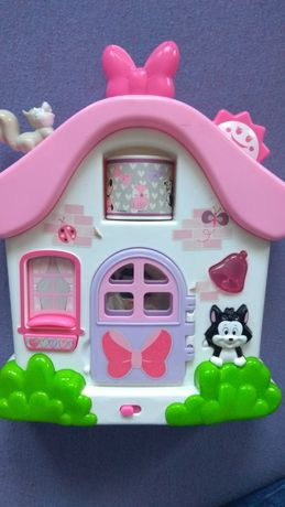 Domek interaktywny Minnie