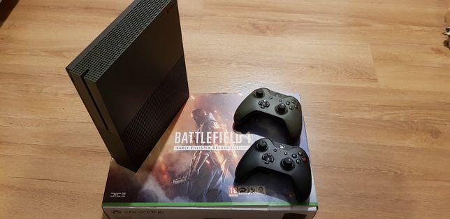 Xbox One S Edycja Specjalna 1TB + sześć gier + dodatkowy pad