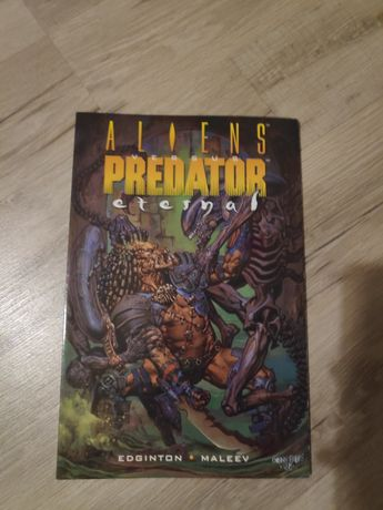 Komiks Aliens vs Predator Eternal (eng)