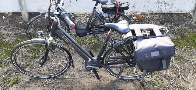Gazelle vento c7 bateria 400 rower elektryczny