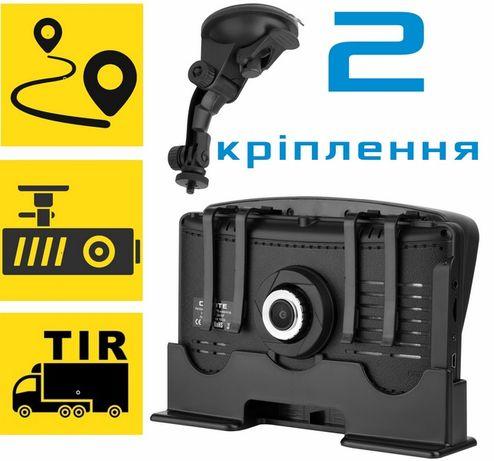 1gb/16gb COYOTE 940 DVR Double Hector PRO GPS навигатор видеорегистрат
