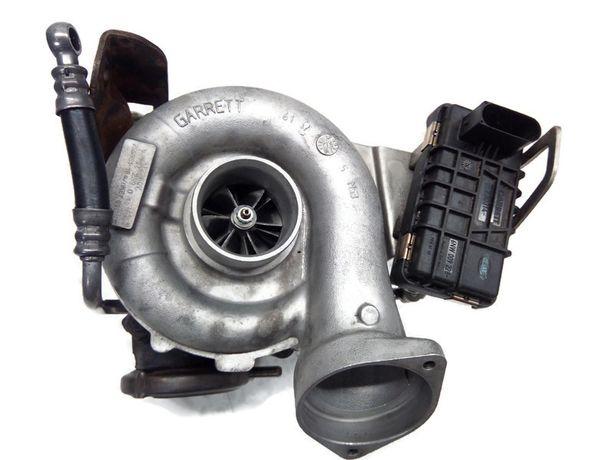 BMW E60 E61 E65 LIFT 3.0D M57N2 231 KM turbo turbosprężarka turbina