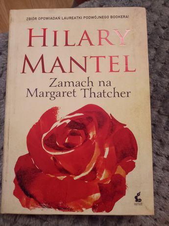 Książka 'Zamach na Margaret Thatcher'