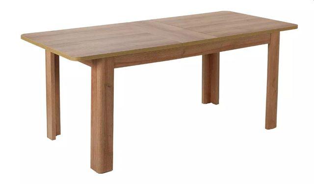 Duży stół do kuchni jadalni salonu, rozkładany 150-180cm, masywny