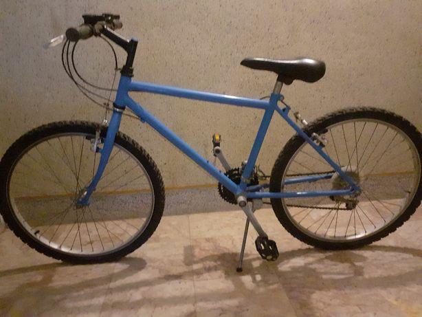 Bicicleta usada.