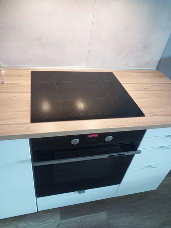 Podłączenie kuchenki gazowej lub elektrycznej