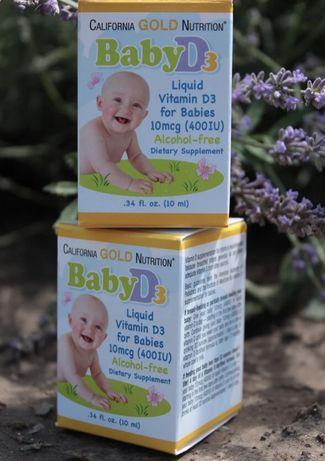 Витамин Д для новорожденных.ОРИГИНАЛ