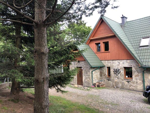 Dom w Szczyrku z przepięknym widokiem