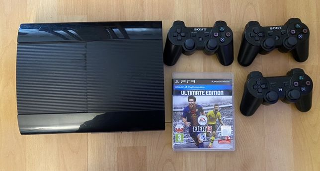 Playstation 3 slim 500gb Łódź
