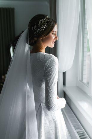 Весільна сукня, Весільне платя