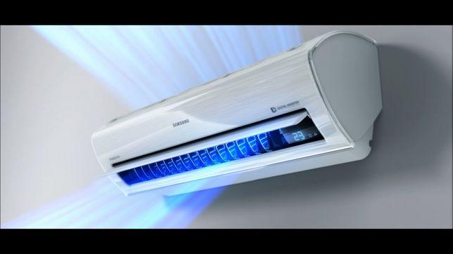 Klimatyzacja do domu lub biura bezpłatna wycena, kompleksowy montaż