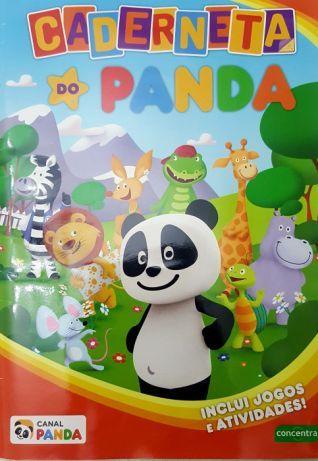 Cromos panda