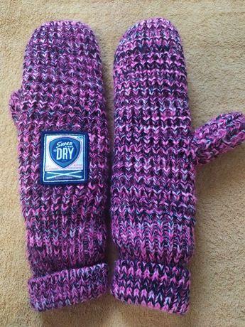 Фирменные рукавички Superdry