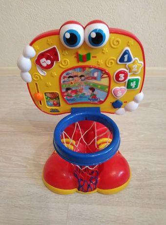 interaktywna koszykówka
