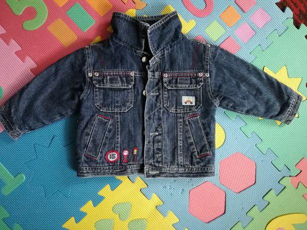 Джинсовая (весенняя) куртка