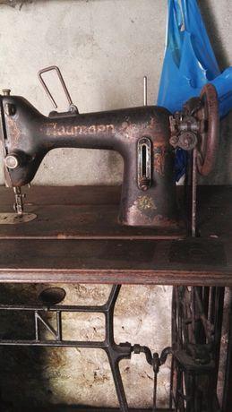 Máquina de costura nauman