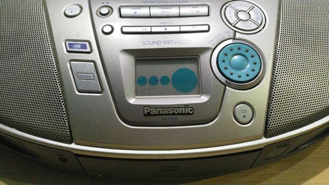 Магнитола радио касета CD PANASONIC RX-ES20 Япония