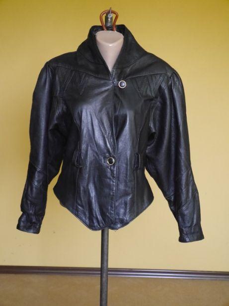 Куртка шкіряна бомбезна розмір S fiveroads