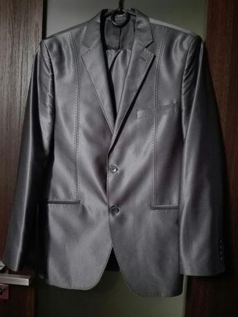 Srebrny garnitur rozmiar 50