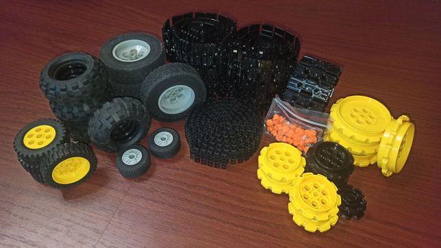 Lego technic Лего техник колеса ,катки