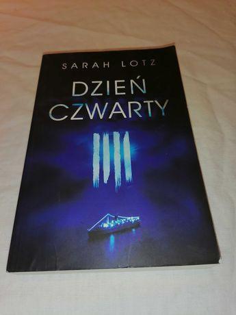 Sarah Lotz – Dzień Czwarty