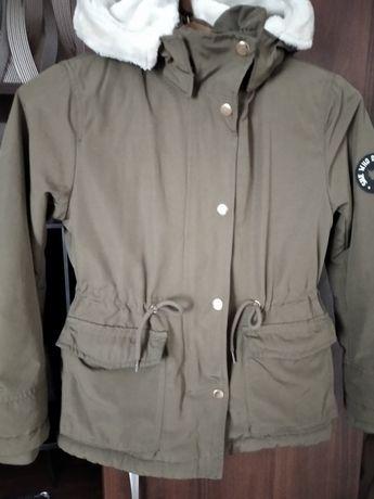 Курточка H&M демисезонная (350). Не Китай. Рост 146