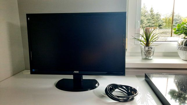 Monitor Led AOC E2250Swdak