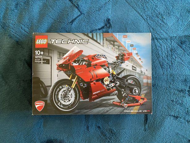Lego 42107 Technic Ducati Panigale V4 R Selado