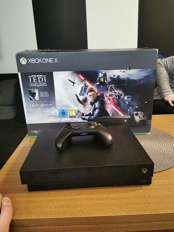 Xbox One X  konsola