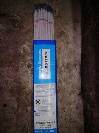 Электроды стеллит диам. 4 мм