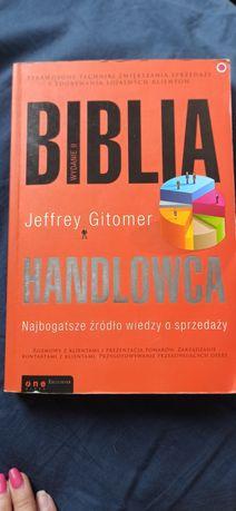 Biblia handlowca - Jeffrey Gitomer
