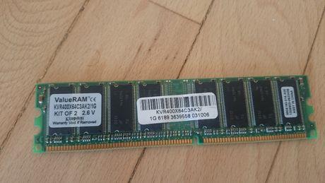 Memoria pc 1 G varias