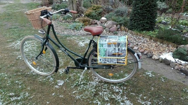 Torba rowerowa, sakwy rowerowe