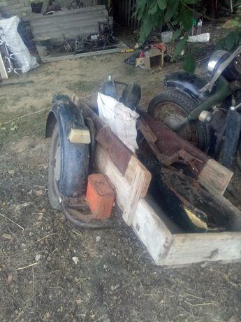 Каляска мт 11 с колесом