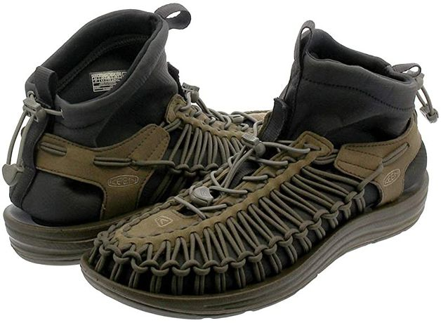keen uneek mid  Ботинки сандали