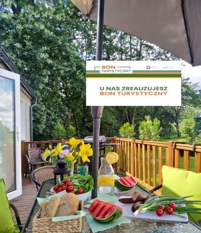 Luxury Camp - domki 150m od Suntago Park of Poland domek nr 2
